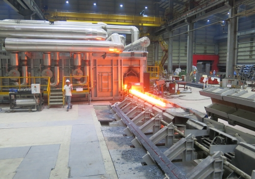 Big catching up needed for Phl steel industry