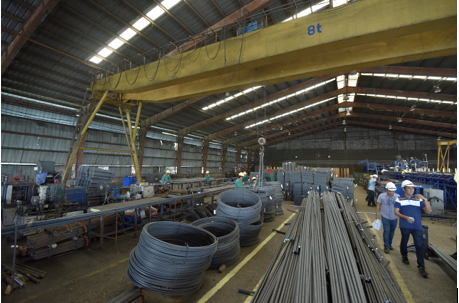 Filipino Steel and National Development