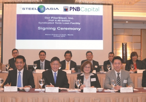 SteelAsia Successfully Raises PhP. 4.4 Billion Term Loan Facility for Plaridel Steel Mill