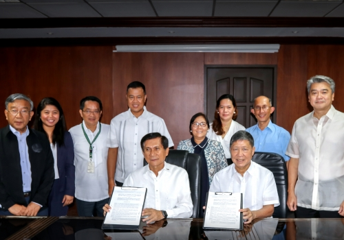 DENR, SteelAsia Partner for the Environment