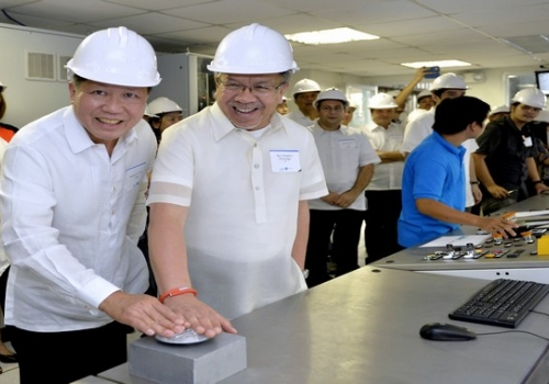 SteelAsia Inaugurates Philippines Largest