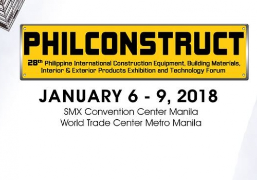 SteelAsia at Philconstruct 2017-2018